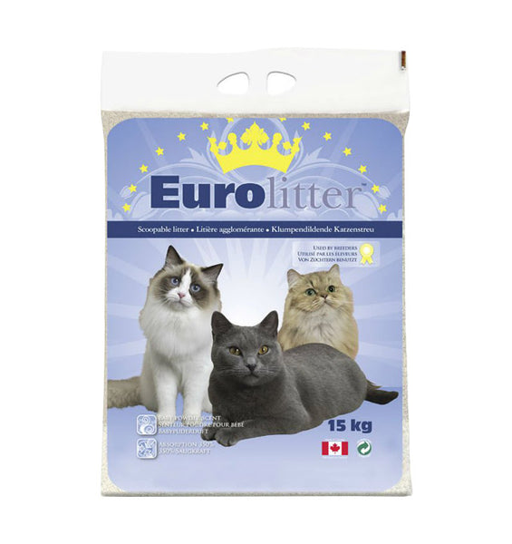 Arena Gatos Euro Litter- Clinica veterinaria