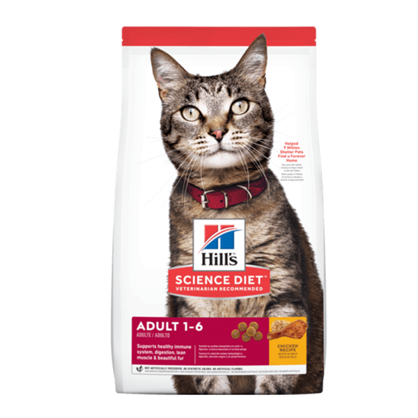 Hill's Gato Adulto- Clínica veterinaria