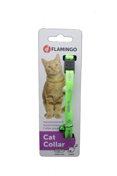 Collar Gato Peces Nylons Colores Surtidos - Clínica veterinaria