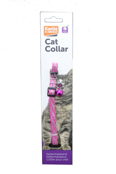 Collar Gato Candy Nylon Safety Security- Clínica veterinaria