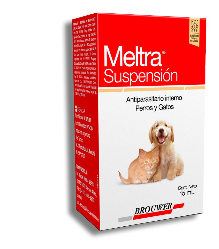 MELTRA SUSPENSIÓN 15 ML