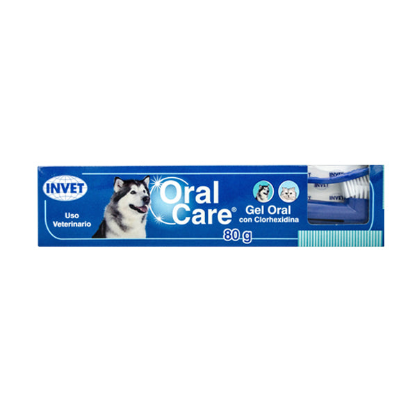 Oral Care Gel- Clínica veterinaria