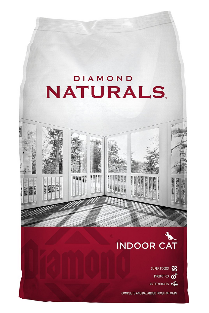 Diamond Naturals Indoor Cat Formula- Clínica veterinaria