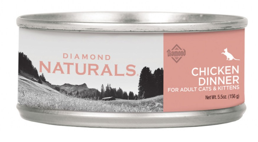 Diamond Naturals Latas Chicken Dinner