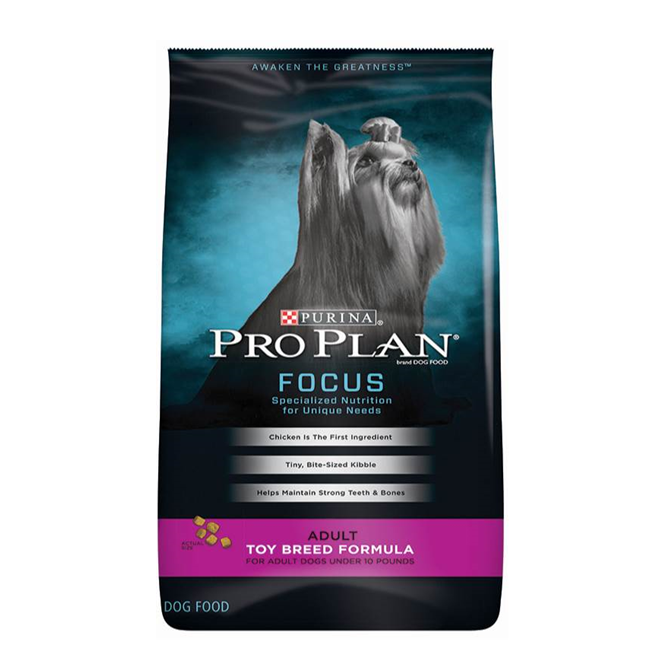 Pro Plan Focus Adulto Toy Breed- Clínica veterinaria
