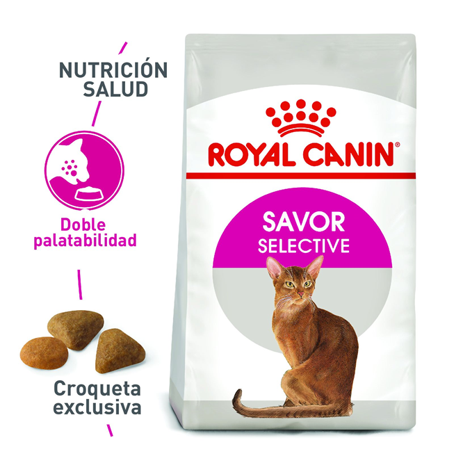 Royal Canin Savor- Clínica veterinaria