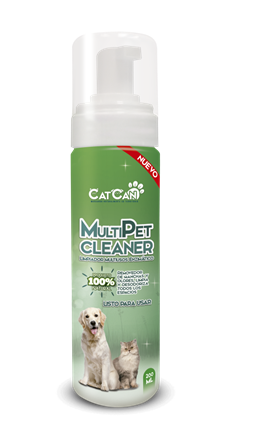 Multipet Cleaner Ready- Clínica veterinaria