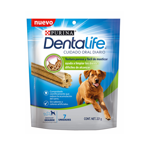Dentalife large dog treats