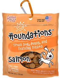 Houndations Dog Snack Salmón- Clínica veterinaria