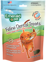 Emerald Pet Snack para gatos Dental Salmón- Clínica veterinaria