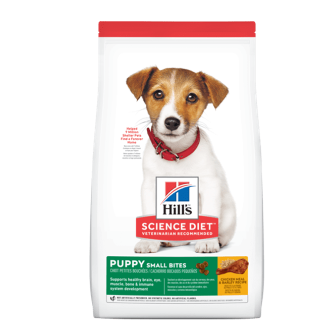 Hill´s Cachorro Small Bites- Clínica veterinaria