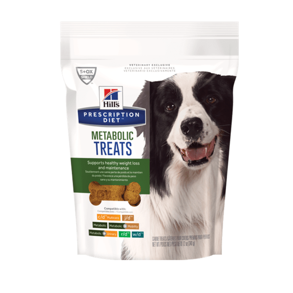 Hills metabolic treats- Clínica veterinaria