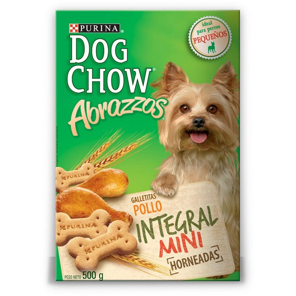 Dog Chow Abrazzos Mini- Clínica veterinaria