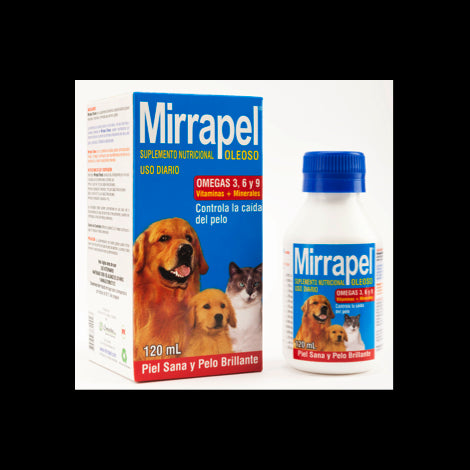 MIRRAPEL OLEOSO 120ML