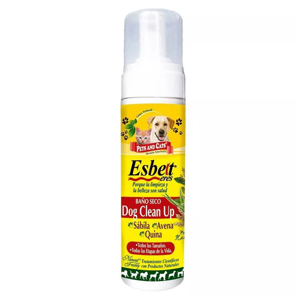 ESBELT ERES DOG CLEAN UP FRASCO X 200 GRS