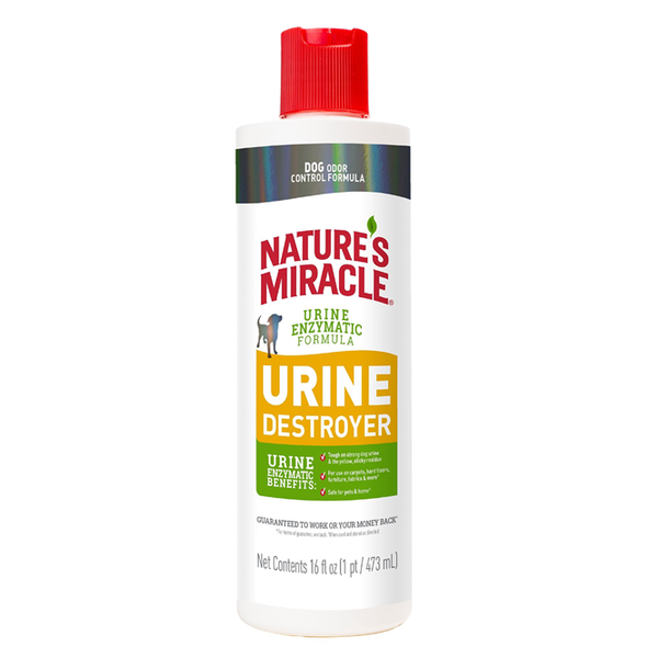 Nature´s Miracle Urine Destroyer- Clínica veterinaria