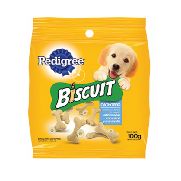 Pedigree Biscuit Cachorro- Clínica veterinaria
