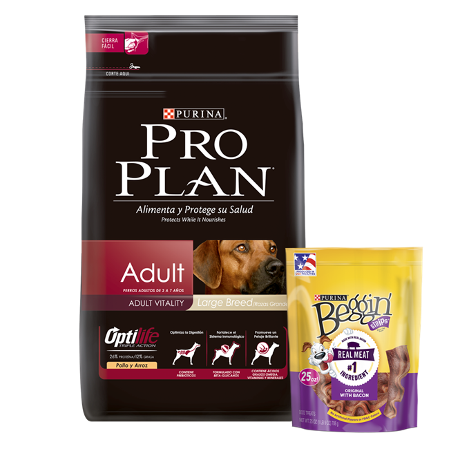 Pro Plan Adulto Large Breed- Clínica veterinaria