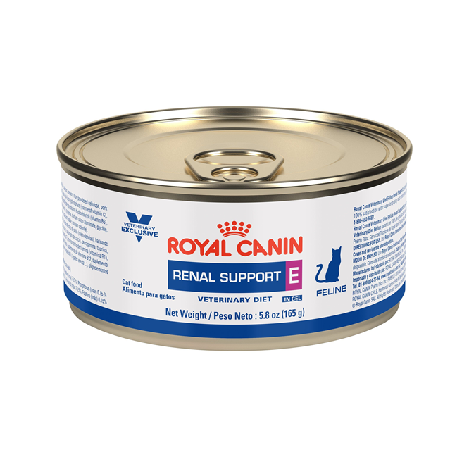 Royal Canin Renal Support gato Lata- Clínica veterinaria