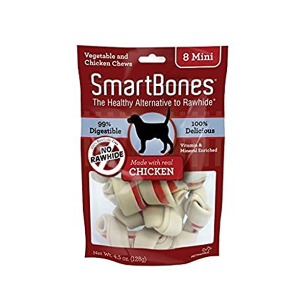 SmartBones Chicken Mini- Clínica veterinaria