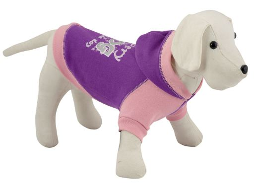 SUDADERA EVERY DOG LILA 25CM