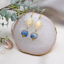 Load image into Gallery viewer, (Wholesale) Radiant earring - Sky Blue