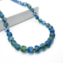 Load image into Gallery viewer, Long single strand necklace - Ocean