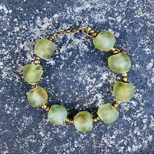 Load image into Gallery viewer, (Wholesale) Earth Recycled Glass Bracelet