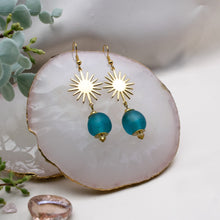 Load image into Gallery viewer, (Wholesale) Radiant earring - Azure Blue