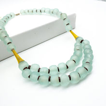 Load image into Gallery viewer, (Wholesale) Medium 'Rise and Shine' necklace - Ice Blue
