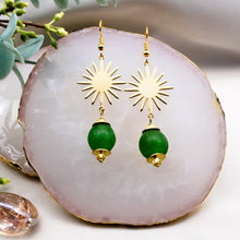 Load image into Gallery viewer, (Wholesale) Radiant earring - Fern Green