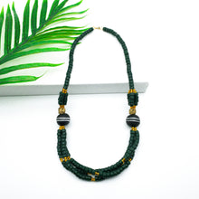 Load image into Gallery viewer, (Wholesale) 'Knot Your Average' necklace - Green