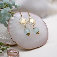 Load image into Gallery viewer, (Wholesale) Radiant earring - Ice Blue