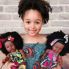 Load image into Gallery viewer, Curly hair dolls