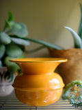 Cheery Orange Sherbert Vase
