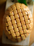 Woven Ceramic Fruit Basket