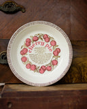 Royal China Co Cherry Pie Plate