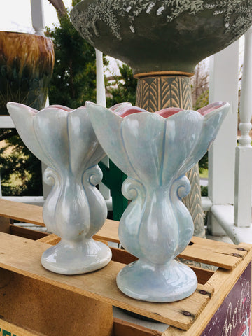 Gonder Sculpted E-6 Vases