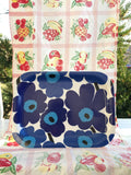 Blue Anniko Marimekko Pressed Plywood Tray