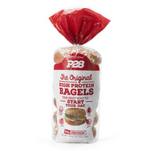 Load image into Gallery viewer, P28 - High Protein Bagels - 6 pack