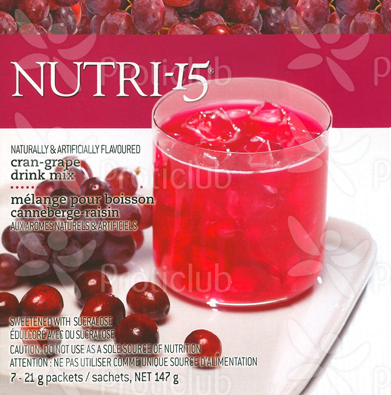 Nutri 15 Cran-Grape