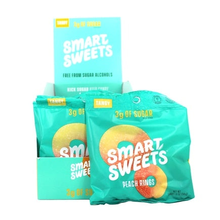 Smartsweets Peach rings