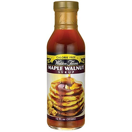 Walden Farms  -  Maple walnut Syrup