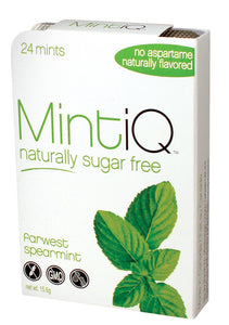 Mint IQ Spearmint