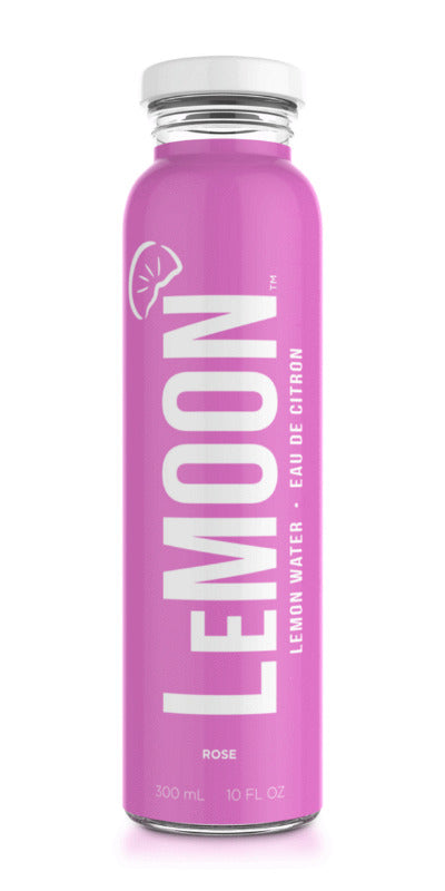 LeMoon Lemon Water Rose