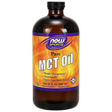Load image into Gallery viewer, NOW MCT Oil 32oz
