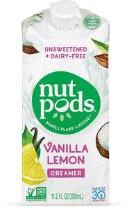 Nut Pods - Vanilla Lemon