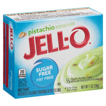 Load image into Gallery viewer, Jell-o Pistachio sugar free
