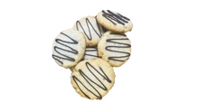 Load image into Gallery viewer, Baking my Sweet Time Pecan Shortbread Cookies 6 pack