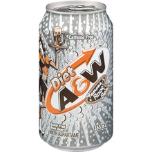 Load image into Gallery viewer, A&W Caffeine Free - Diet Root Beer